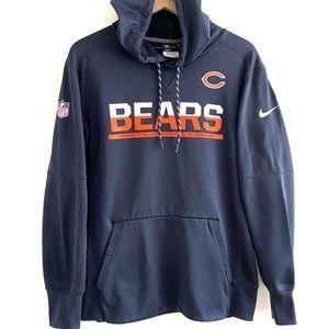 Nike Chicago Bears Hoodie
